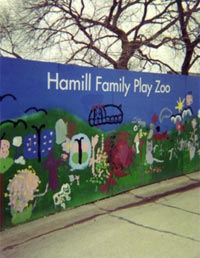 The Hamill Family Play Zoo